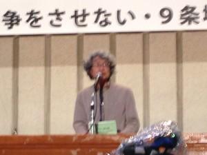 鎌田慧さん